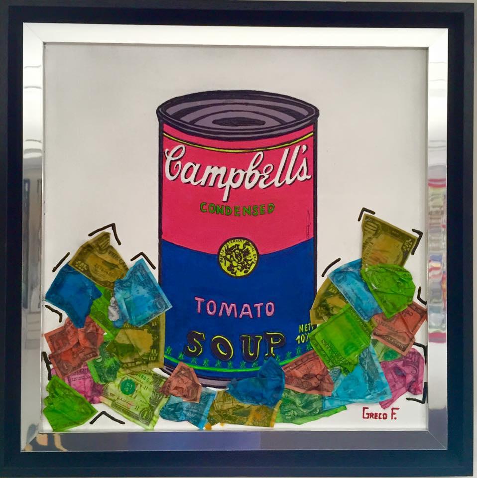 Campbells/Dollar 40X40