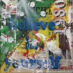 Believe 1 20x20