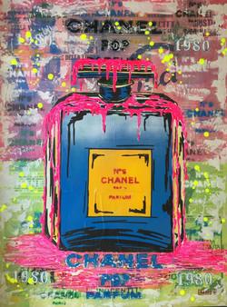 Chanel pop Color 60x80