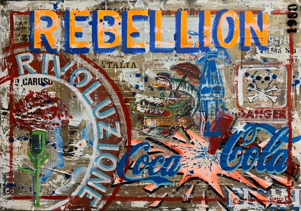 REBELLION 70x100