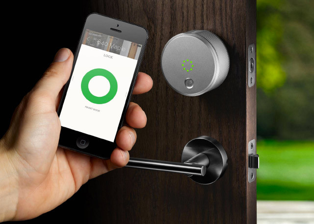 Smart lock https://www.divinehomeremodeling.com