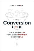 The conversion code book cover