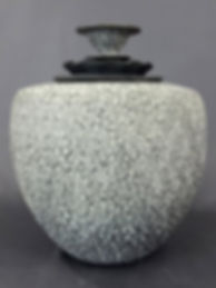 Jake Corboy Raku Ceramics Pottery