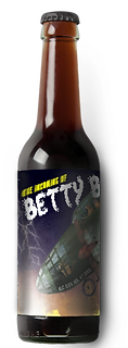 The incoming of betty b, bossuwé brewing co, beer