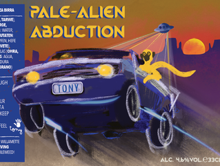 Behind the Kettle: the origins of the PALE-ALIEN ABDUCTION