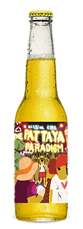 pattaya paradigm, beer, bossuwé brewing co