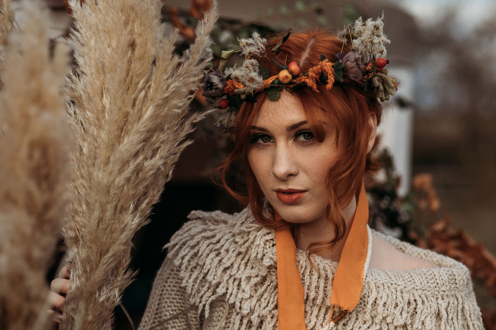 Autumnal Bride