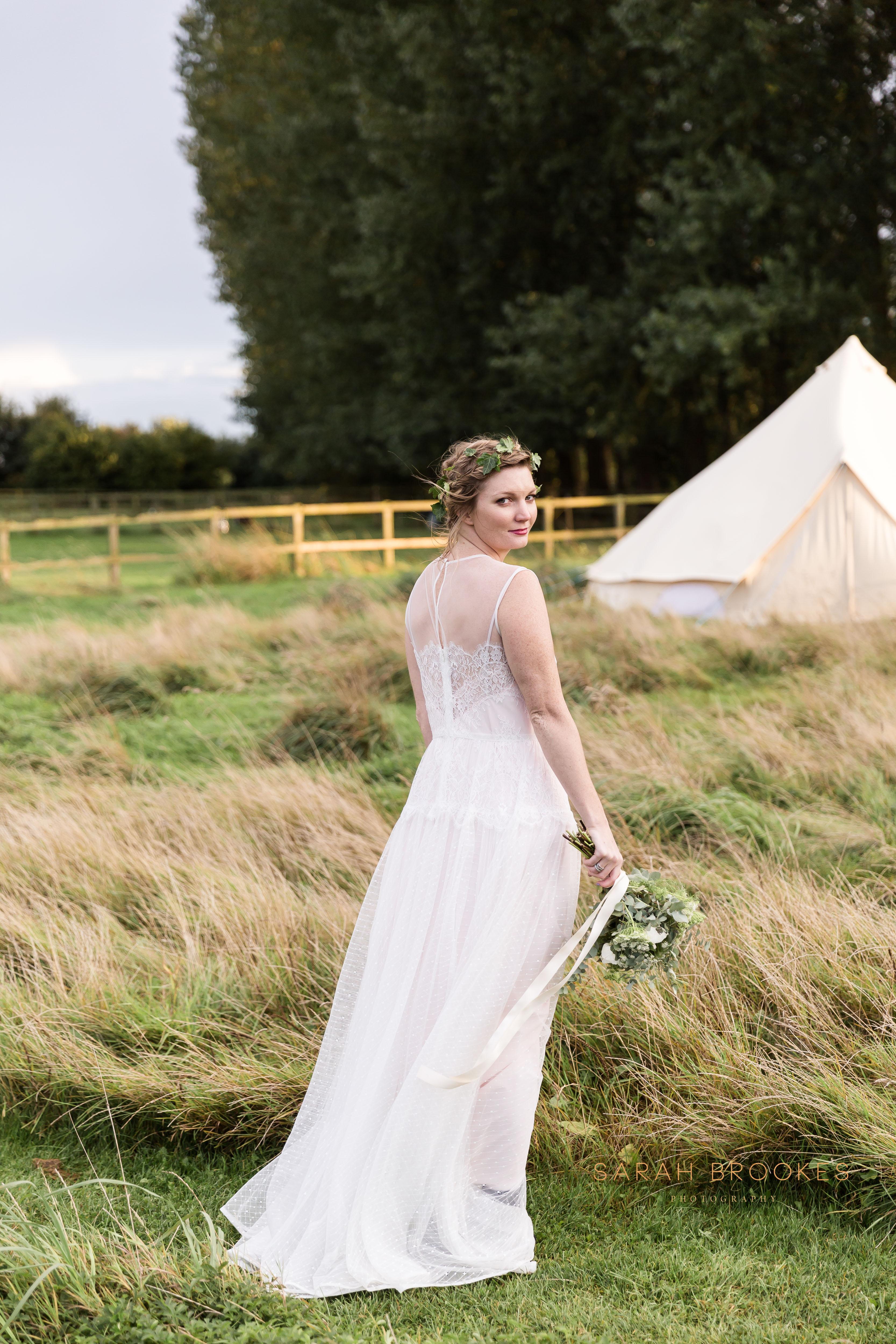 Glampsite Bride