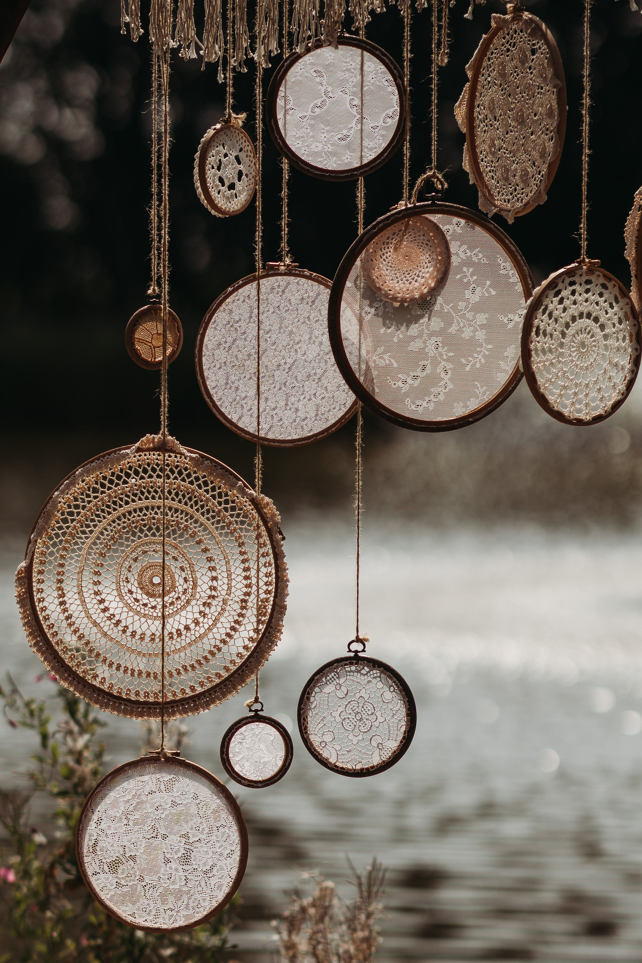 Wedding dreamcatchers