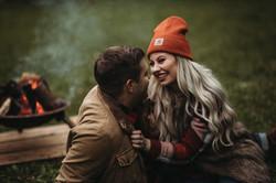 Romantic Firepit