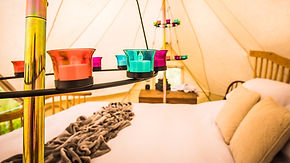 Glamping Near Cambridge