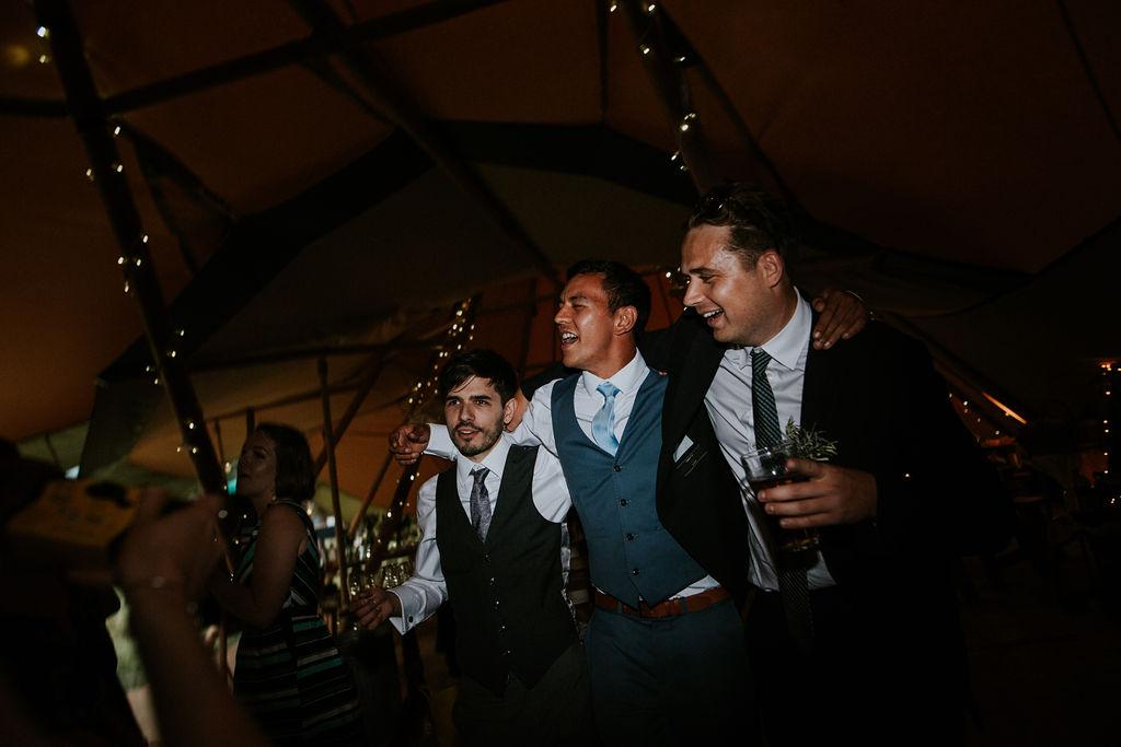 Celebratory dance
