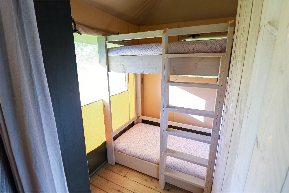 Safari Tent Bunk Beds