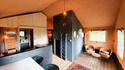 Glamping Lodge Interior