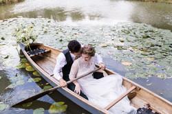 Waterlily wedding