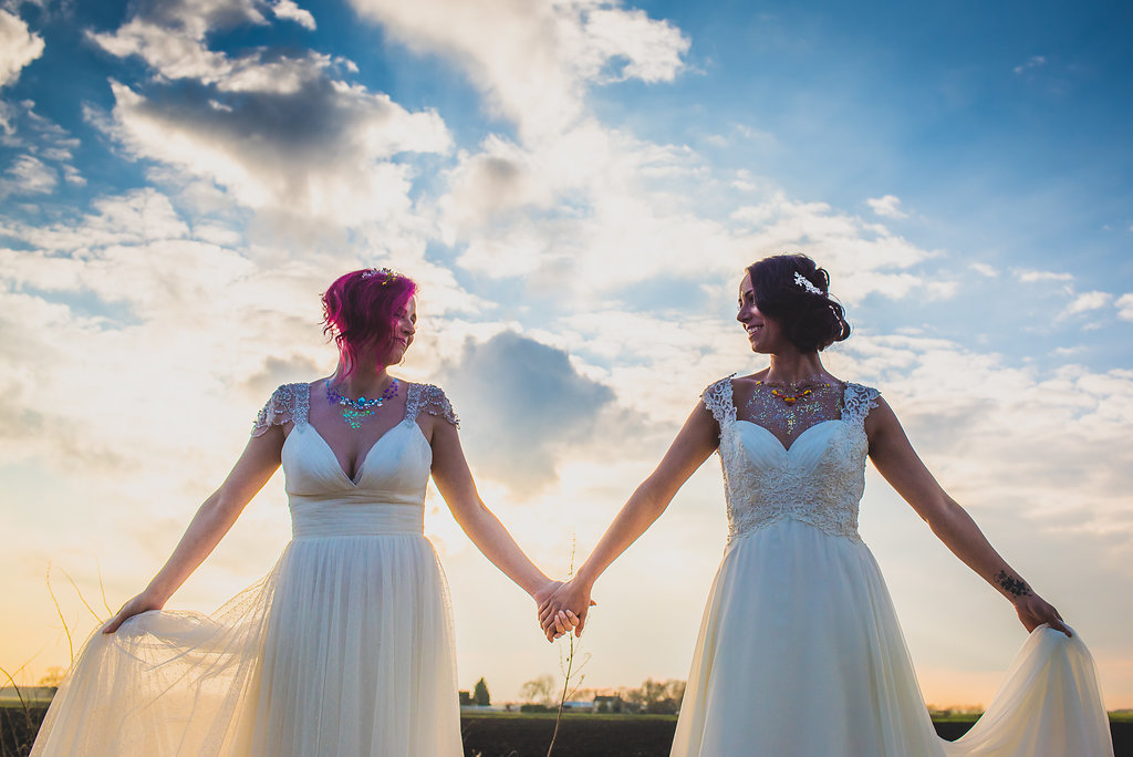 Sunset Brides