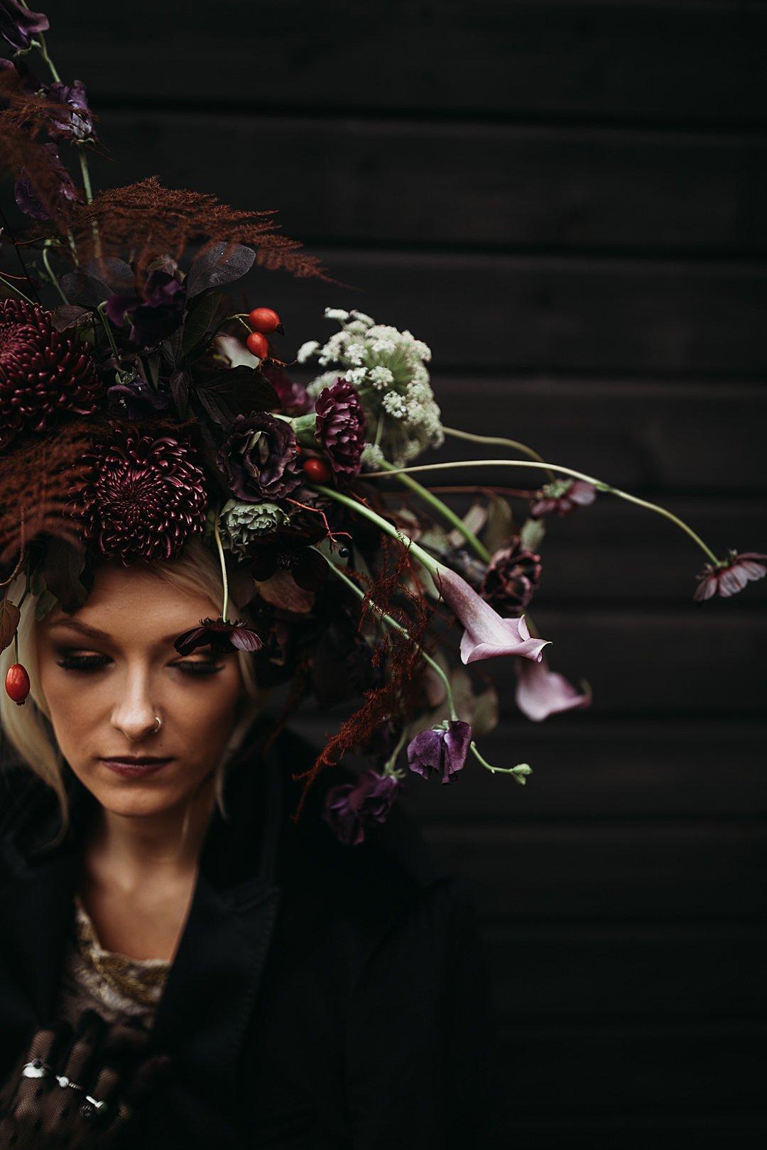 Bridal headwear