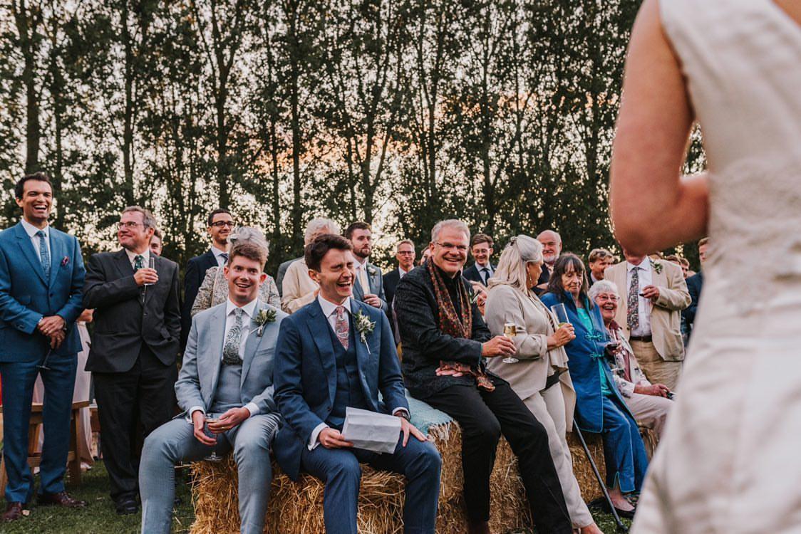 Bride's Wedding Speech
