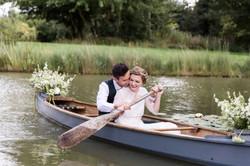 Watery wedding