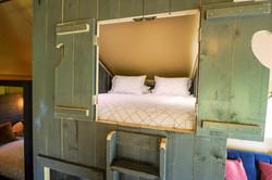 Kingsize Cabin Bed