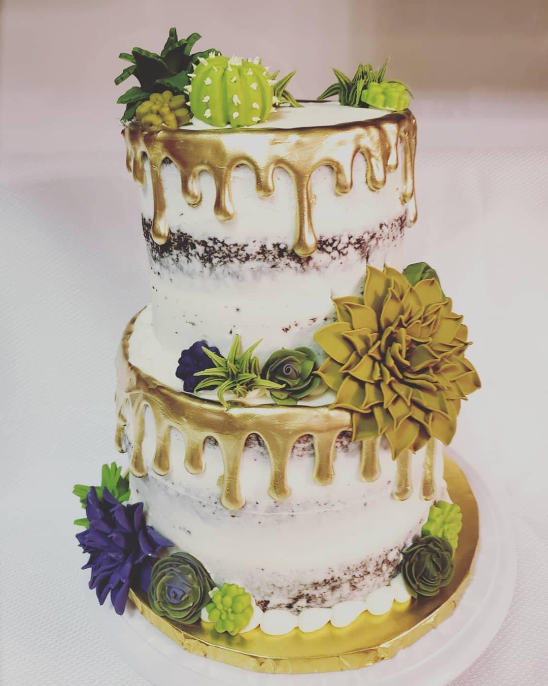 Custom Wedding Cake Consultation