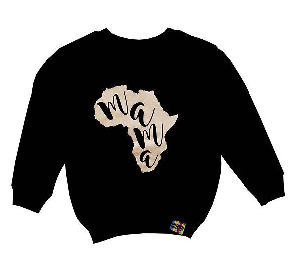 Children's Gold Mama Africa Sweatshirt