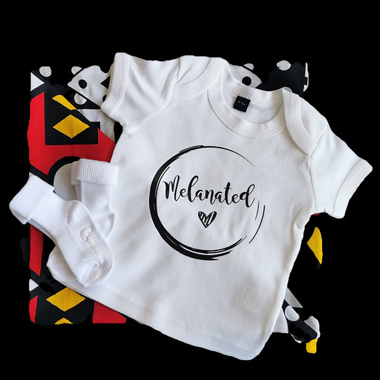 The Melanated Baby Starter Kit (Gift Set)