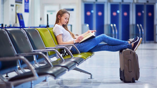 March Top 5 New Books To Travel With