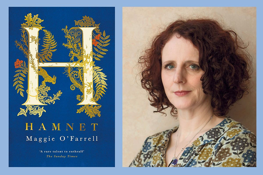 Women's Prize for Fiction 2020 winner Maggie O'Farrell's Hamnet