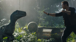 There's Always Action Around Dinosaurs In June