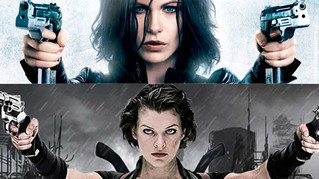 January Action And Thriller Brings Back Resident Evil and Underworld