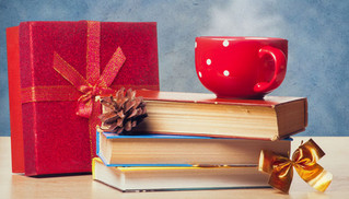 December Top 5 of New Books for Cozy Holidays