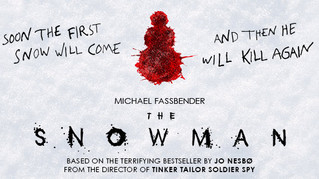 Jo Nesbo's The Snowman Releases The First Trailer
