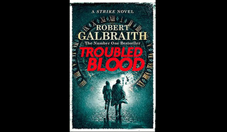 Book Review: Robert Galbraith's Troubled Blood