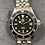 Thumbnail:  👍 Vintage TAG HEUER 1000 980.013 Black Submariner Style Dive Watch
