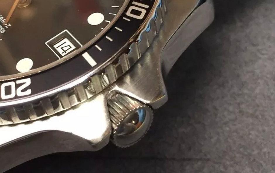 Jumbo crown with tube - 844 980.006 980.007 980.032 980.005