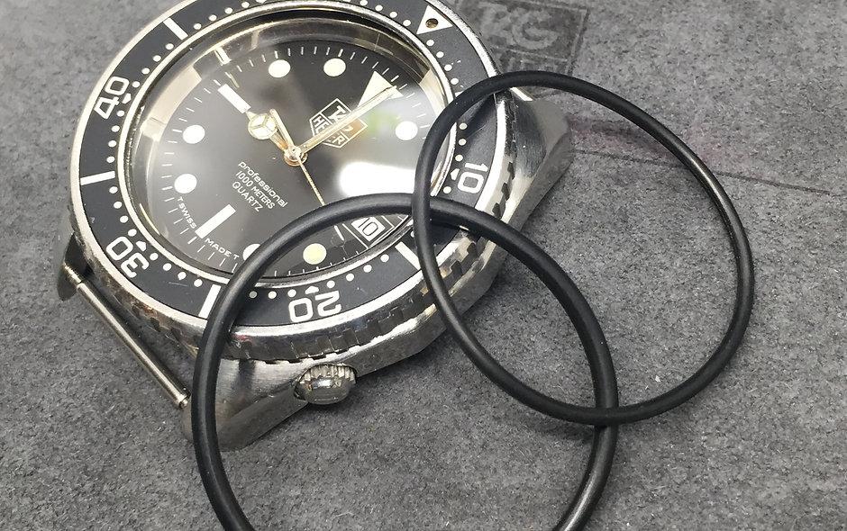 Tag Heuer 980.023n 1000m Deep Dive Gasket Package