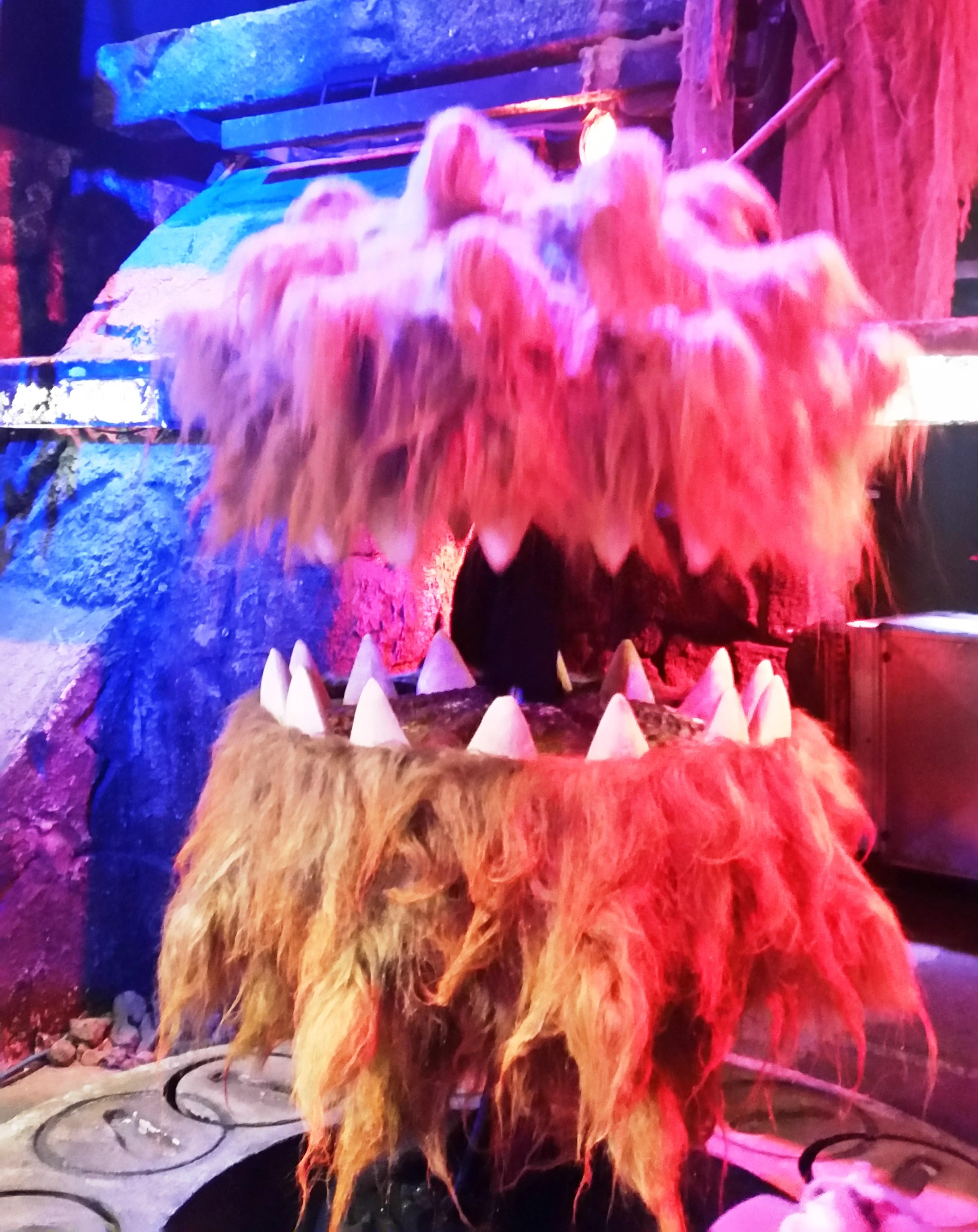 Monster from Vampire Sisters