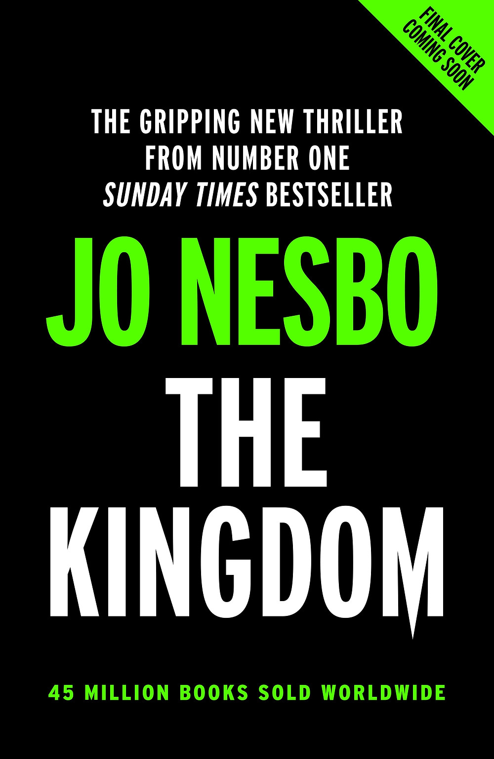 Jo Nesbo The Kingdom