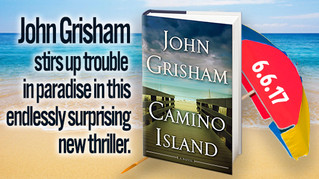 No Laywers On Grisham's Camino Island