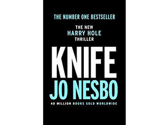 Harry Hole Returns With The Knife