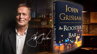 John Grisham Returns To Legal Matters In His Newest Novel The Rooster Bar