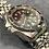 Thumbnail: 👍 Serviced Vintage TAG HEUER 844/5 Auto Jumbo Black Submariner 844 Dive Watch