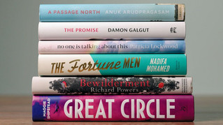 Six Novels Shortlisted To Win The 2021 Booker Prize