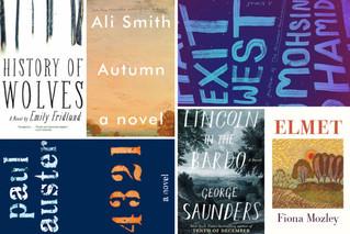 Best Novels Shortlisted For The 2017 Man Booker Prize For Fiction