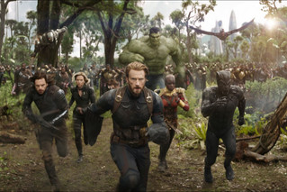 April Action And Thriller Calls To Infinity War