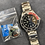 Thumbnail: 👍 TAG HEUER 1000 980.013 Black Coke 980.043 Submariner Style Dive Watch