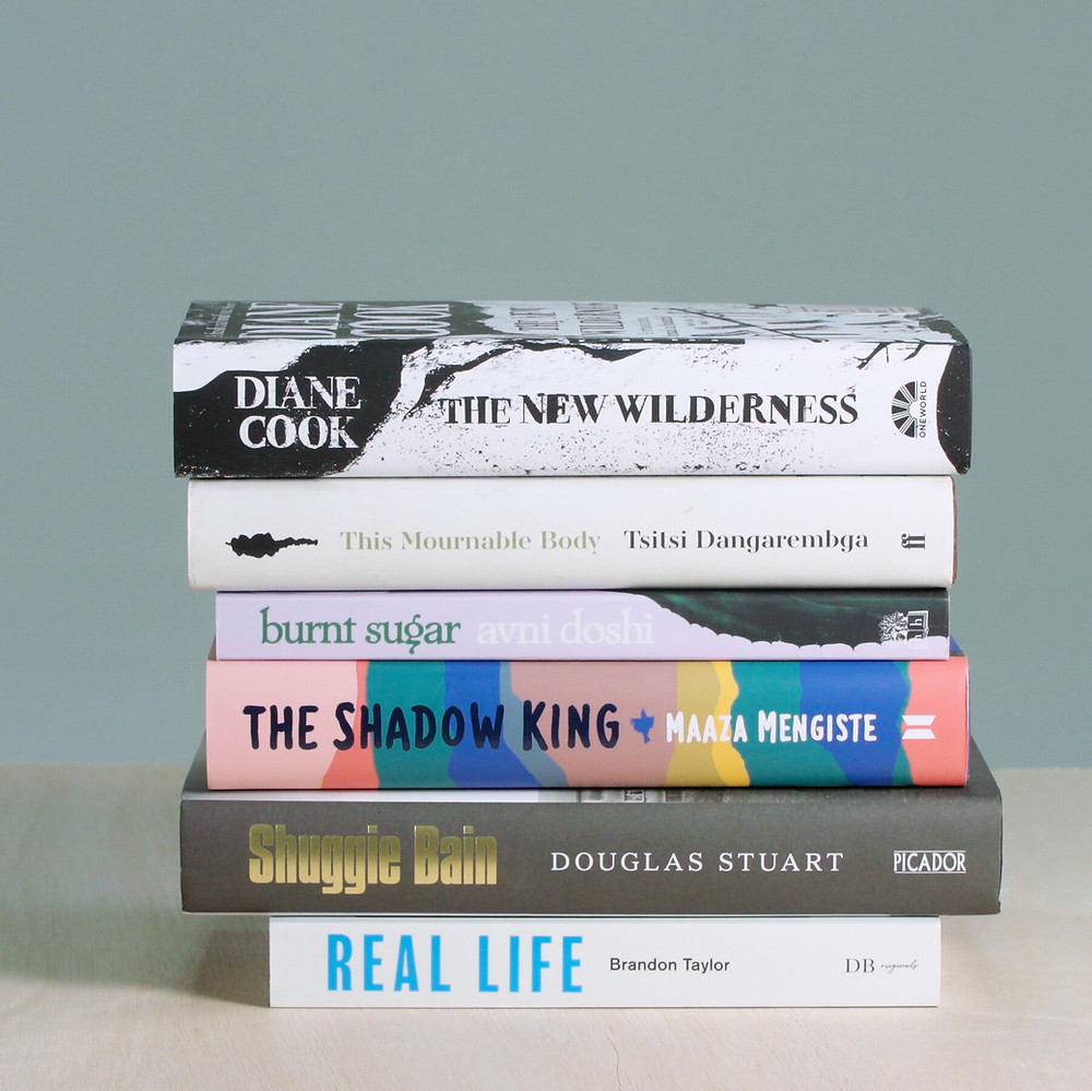 The Booker Prize Shortlist 2020