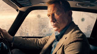 New October Action And Thriller With James Bond, Venom And Other Action Heroes