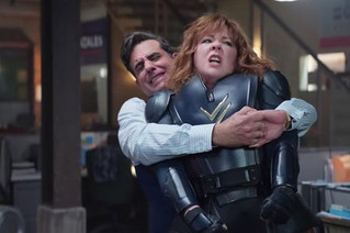New April Action And Comedy Still Without Agent 007